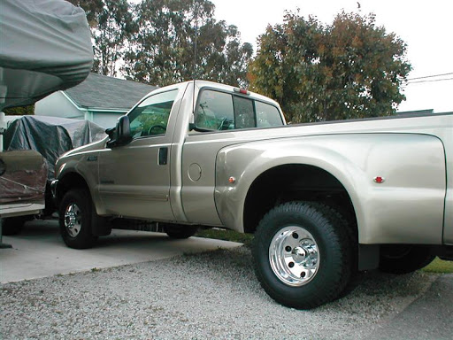 How to Convert a Truck into a Dually?