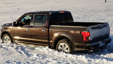 How to get your truck unstuck from snow?