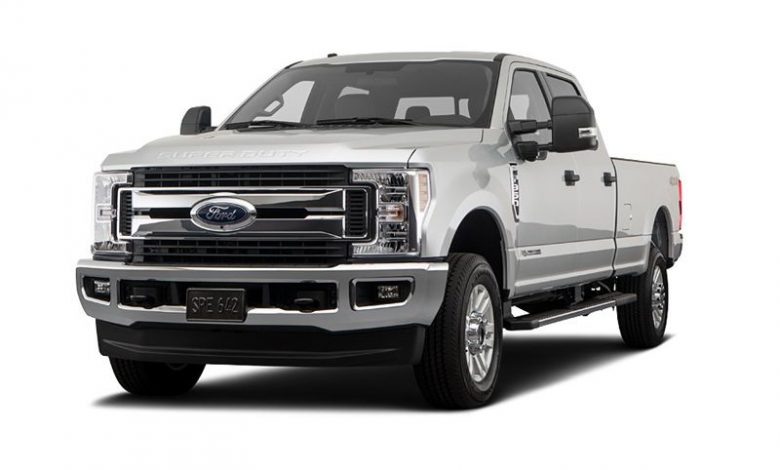 How Much Does a Ford F350 Weigh?