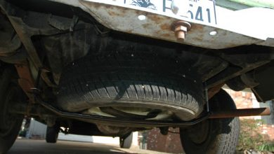 How to Get Your Spare Tire Off a Truck?