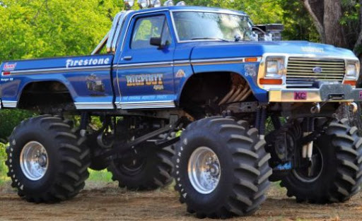 How to Turn Your Truck Into a Monster Truck?