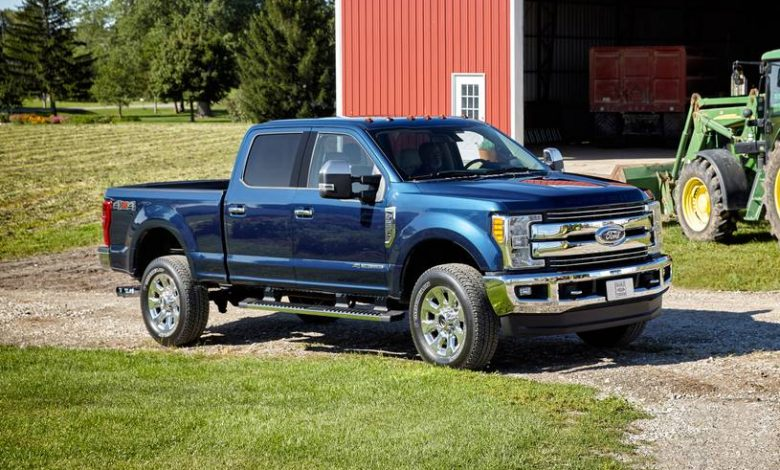 How Much Does a Ford F250 Weigh