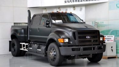 How Much Does a Ford F650 Weigh?