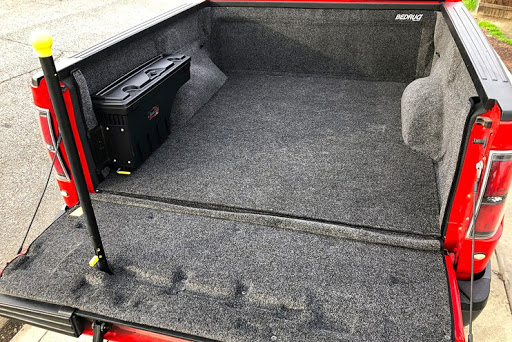 How to Install Carpet in a Truck Bed