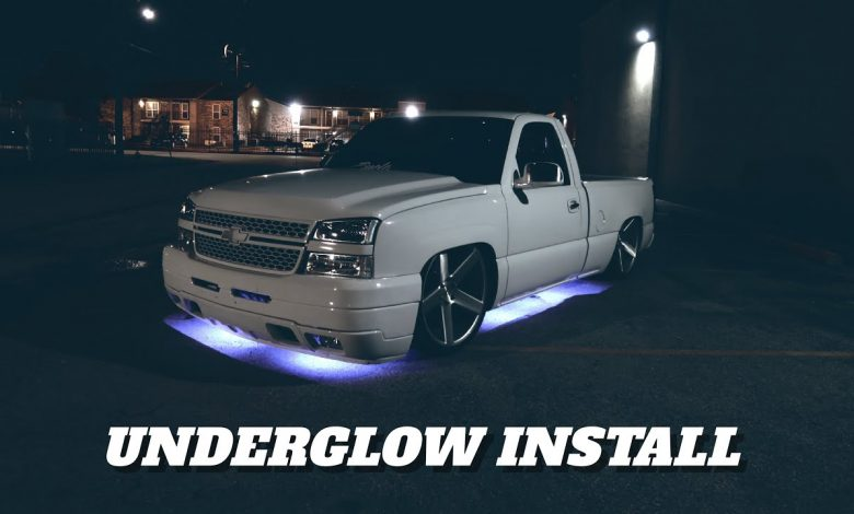 How to Install Underglow Lights on a Truck