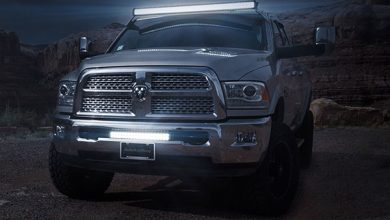 How to Install an LED Light Bar on Your Truck