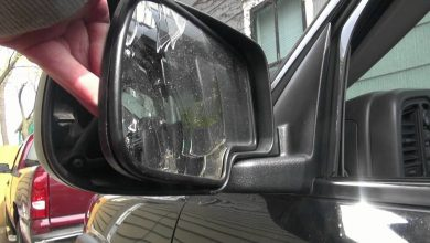 How to Replace Broken Side Mirror on Your Truck