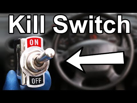 How to Install a Kill Switch on a Truck