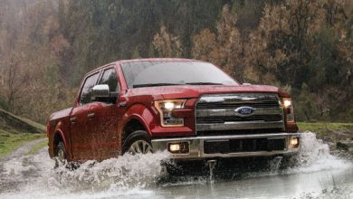 How to Use 4 Wheel Drive on Ford F150