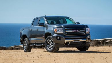 How Much Does a GMC Canyon Weight?