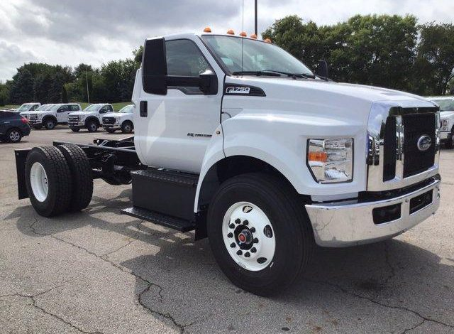 How Much Does a Used Ford F750 Cost