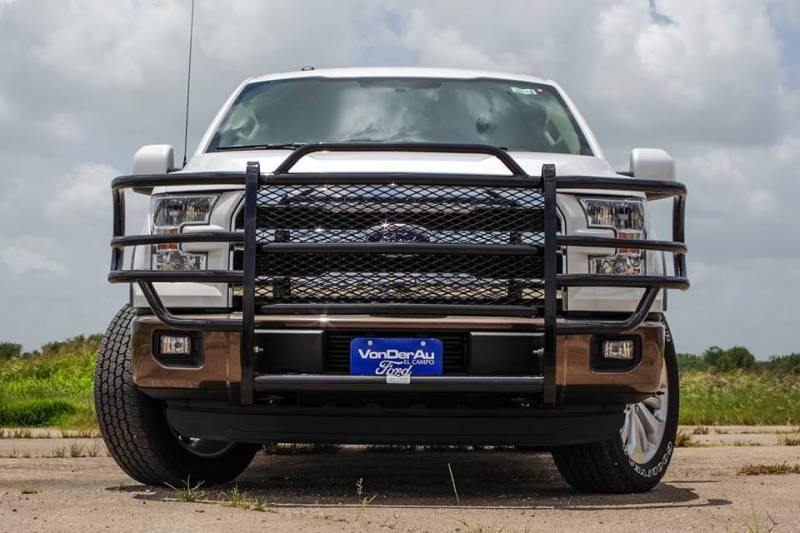 How to Install Ranch Hand Grill on Ford F150