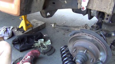 How to Replace Radius Arm Bushings on Ford F150?