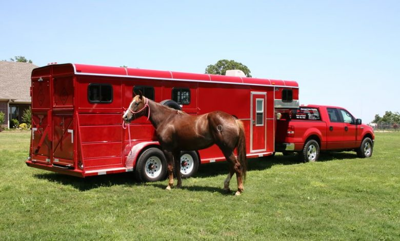 Can a Ford F150 Tow a Horse Trailer?