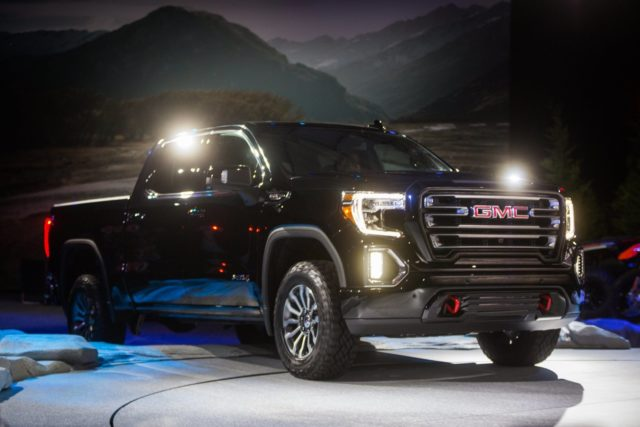 What is GMC Canyon All Terrain Package?
