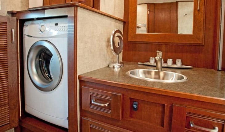 Can an RV Have a Washer and Dryer?