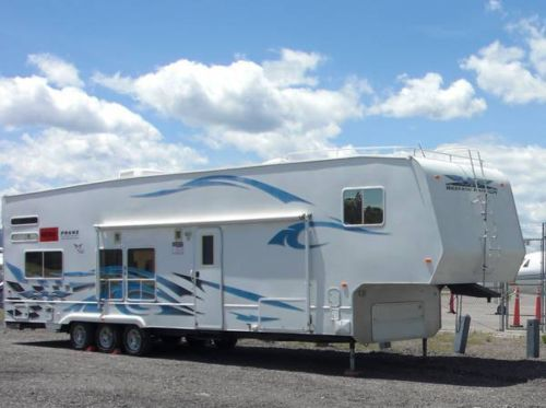 How Much Does a 40 Foot Camper Weigh?