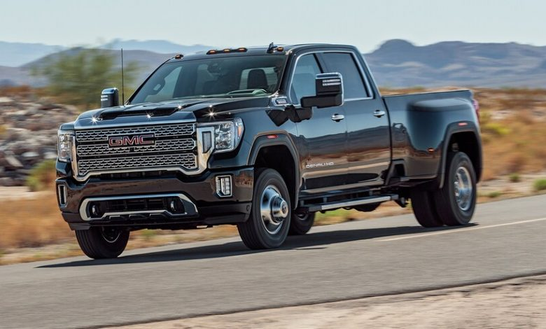 How Much Does a GMC Sierra 3500 Weigh?