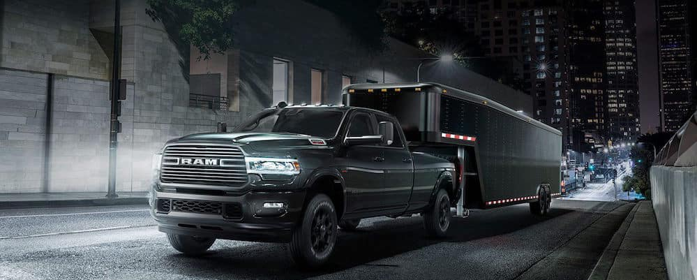 How Much Does a RAM 2500 Weigh?