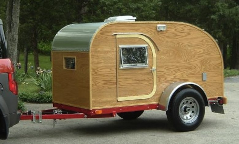 How Much Does a Teardrop Trailer Cost?
