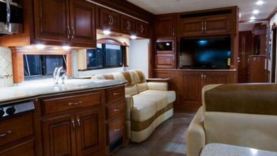 How are RV Cabinets Attached to the Walls?