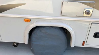 How are RV Tire Covers Measured?