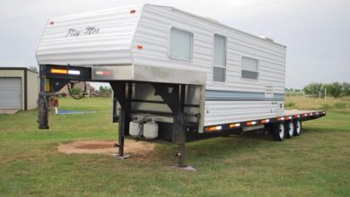 How to Convert a Camper into a Toy Hauler?