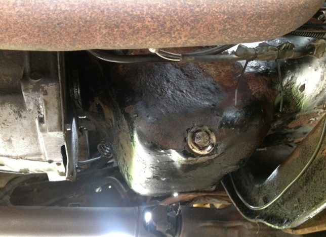 How to Replace Oil Pan Gasket on Ford F150?