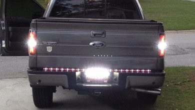 Reverse Lights Stay On When Truck Is Off