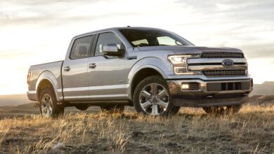 Are Ford Truck Bodies Made of Aluminum?