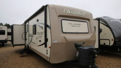 Best Travel Trailers Under 4000 Lbs with Slide Out