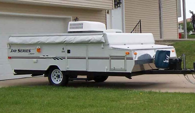 Can You Move a Pop-Up Camper by Hand?