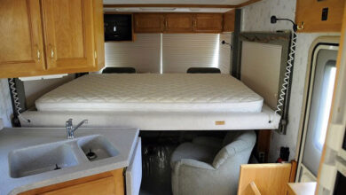 Can You Put a Regular Mattress in a Camper?