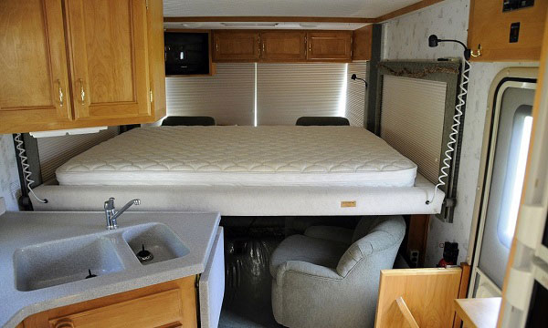 Can You Put a Regular Mattress in a Camper?