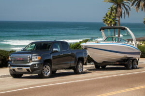 Can a GMC Canyon Pull a Boat?