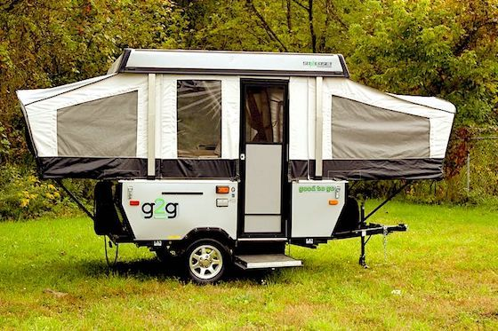 Can a Pop-Up Camper Fit in a Garage?