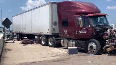 Can a Truck Driver Be Fired for an Accident?
