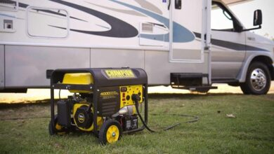 Do RV Electrical Outlets Work on Battery?