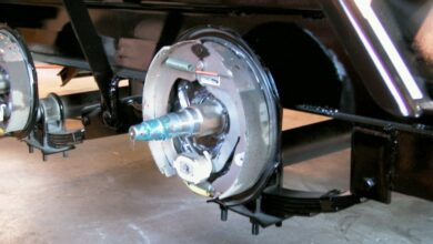How Do RV Electric Brakes Work?