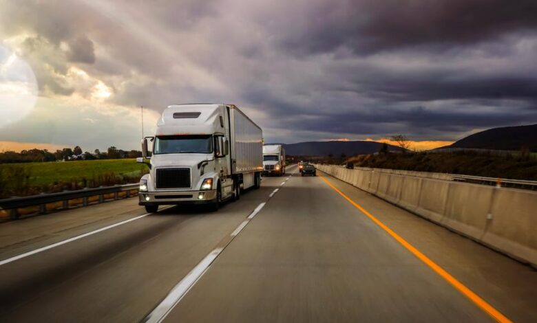How Many Miles Can a Truck Driver Drive Per Day?