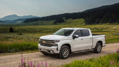 How Much Does a Chevrolet Silverado Weigh?