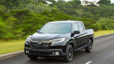 How Much Does a Honda Ridgeline Weigh?