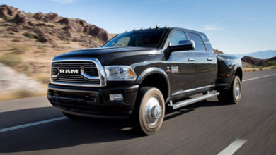 How Much Does a RAM 4500 Weigh?