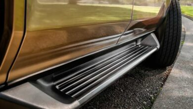 How to Install Running Boards on Ford F150?