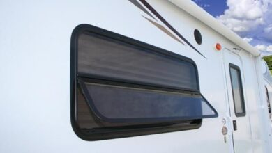 How to Open RV Emergency Window From Outside?
