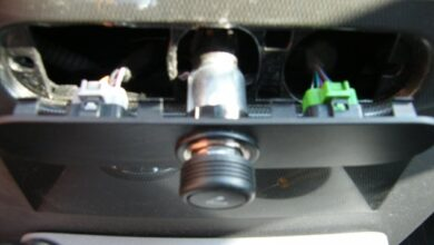 How to Remove Cigarette Lighter in Ford F150?
