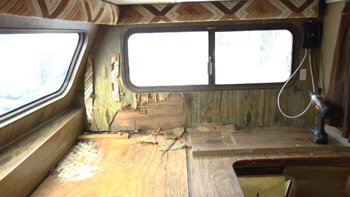 How to Repair Hole in RV Interior Wall?