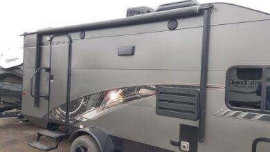 How to Repair Travel Trailer Exterior Wall?