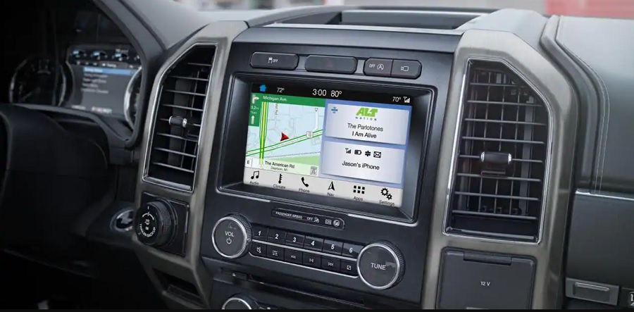 How to Reset Ford SYNC When Screen is Black?