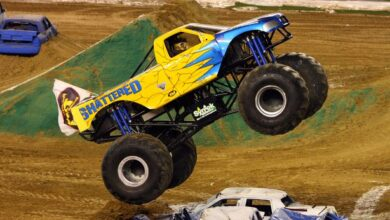 What to Name a Monster Truck?